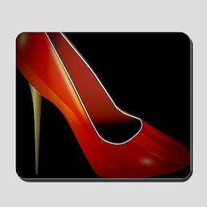 high heel Mousepad