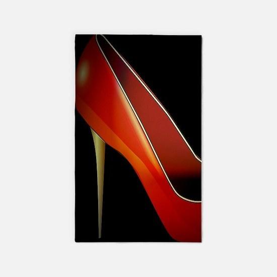 high heel Area Rug