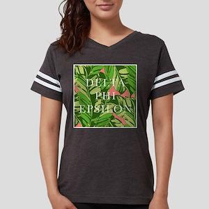 Delta Phi Epsilon Banana Lea Womens Football Shirt