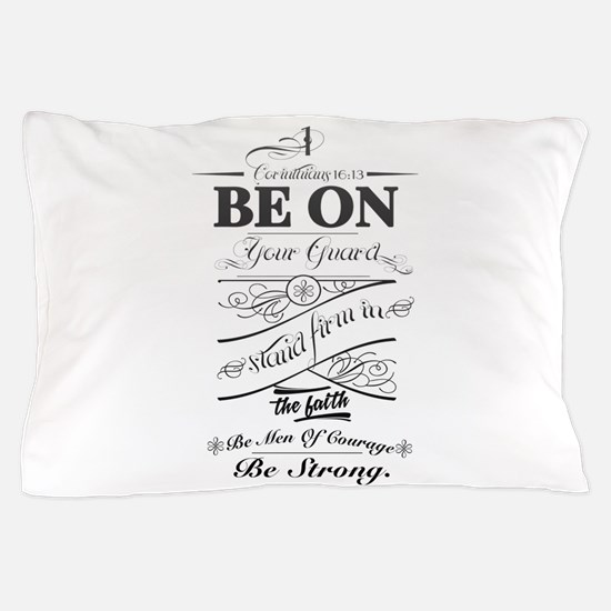 Cute Religion Pillow Case