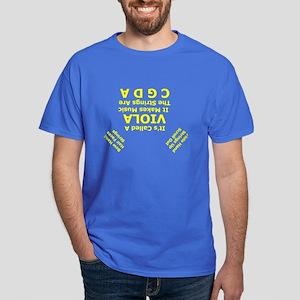 Viola Assistance Shirts Dark T-Shirt