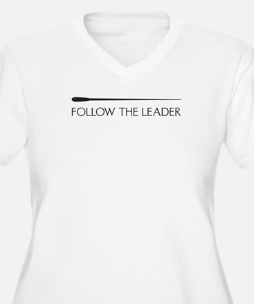 Follow the Leader Plus Size T-Shirt