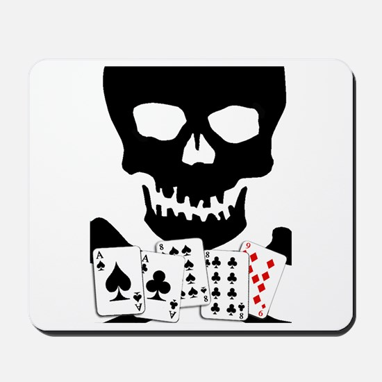 Aces and Eights Mousepad