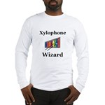 Xylophone Wizard Long Sleeve T-Shirt