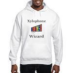 Xylophone Wizard Hooded Sweatshirt
