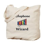 Xylophone Wizard Tote Bag