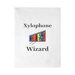 Xylophone Wizard Twin Duvet