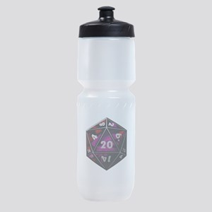 D20 color Sports Bottle
