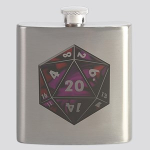 D20 color Flask