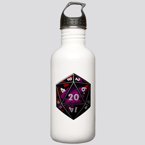 D20 color Water Bottle