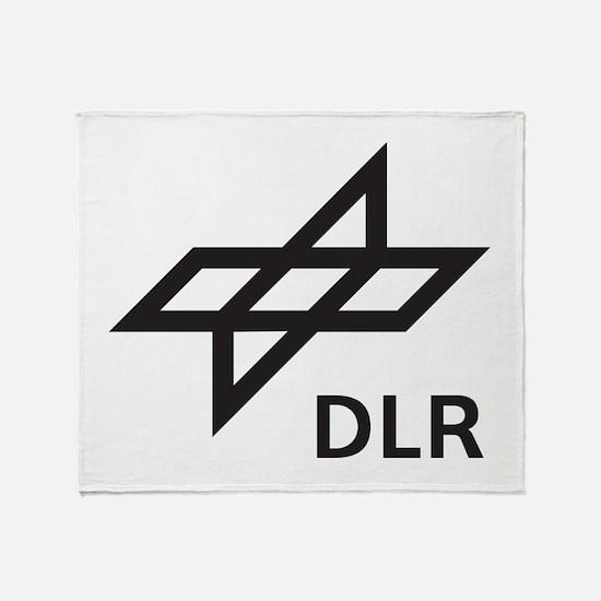DLR: German Space Center Throw Blanket
