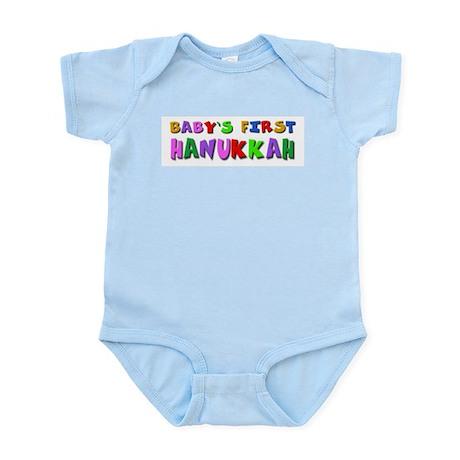 Baby's first Hanukkah Infant Creeper