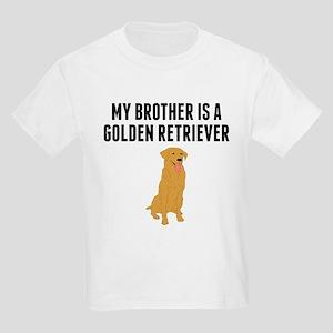 My Brother Is A Golden Retriever T-Shirt