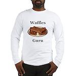 Waffles Guru Long Sleeve T-Shirt
