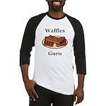 Waffles Guru Baseball Jersey