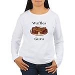 Waffles Guru Women's Long Sleeve T-Shirt