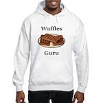 Waffles Guru Hooded Sweatshirt