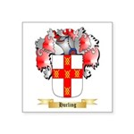 Hurling Square Sticker 3