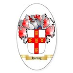 Hurling Sticker (Oval 50 pk)