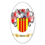 Hurle Sticker (Oval 10 pk)