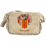 Hurle Messenger Bag