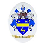 Hurdman Ornament (Oval)
