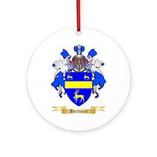 Hurdman Ornament (Round)
