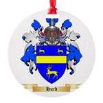 Hurd Round Ornament
