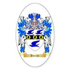 Hurche Sticker (Oval)