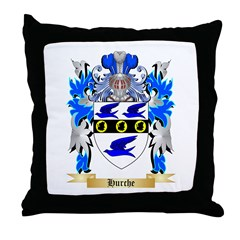 Hurche Throw Pillow