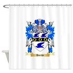 Hurche Shower Curtain