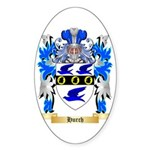 Hurch Sticker (Oval)