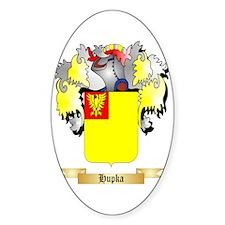 Hupka Sticker (Oval)