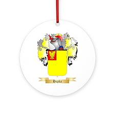 Hupka Ornament (Round)