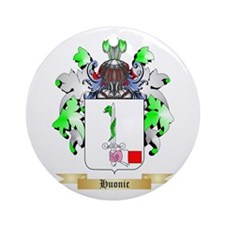 Huonic Ornament (Round)