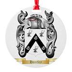 Huntley Round Ornament
