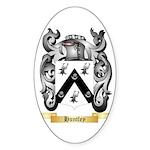 Huntley Sticker (Oval)