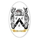 Huntley Sticker (Oval 50 pk)