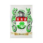 Hunte Rectangle Magnet (10 pack)