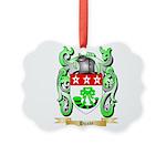 Hunte Picture Ornament