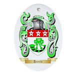 Hunte Ornament (Oval)