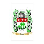 Hunt Sticker (Rectangle 50 pk)