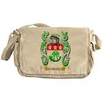 Hunt Messenger Bag
