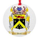 Hunt (Irish) Round Ornament