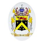 Hunt (Irish) Ornament (Oval)