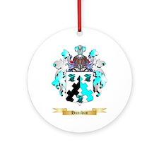 Hunibun Ornament (Round)