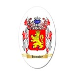 Humphry 20x12 Oval Wall Decal