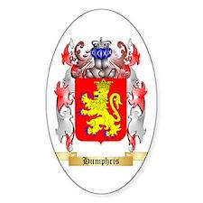Humphris Sticker (Oval)