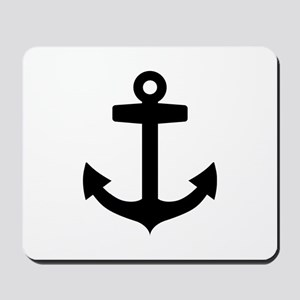 Anchor ship Mousepad