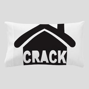 Crack house Pillow Case